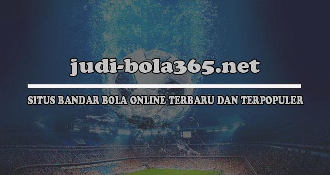 Situs Bandar Bola Online Terbaru dan Terpopuler