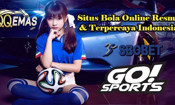 Situs Bola Online Resmi & Terpercaya Indonesia